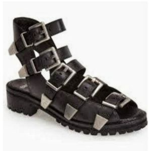 BRONX BUCKLE SANDAL ( OUT OF STOCK )